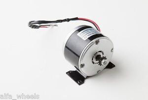 350 Watt 36 V Electric Motor F Scooter Quad Go kart Eatv Razor Zy1016 Diy