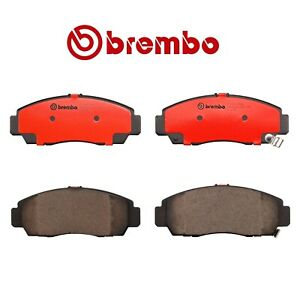 Brembo Ceramic Front Pads Disc Brake Pad Set For Acura Cl Rl Tl Tsx
