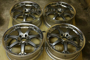 19 Rays Volk Racing Gt 7 Genuine Volk Racing Forged Volks Tokyo Drift
