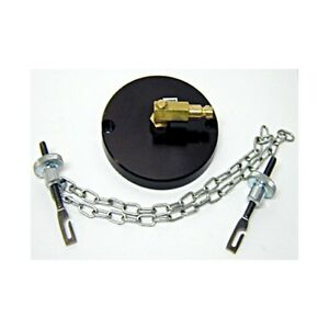 Motorvac Standard Kit Universal Round Adapter W Chain Tension Hold Down 066 6005