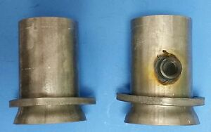 3 Ball To 3 Od 3 Bolt Header Socket With 02 Sensor Bung Collector Reducers Usa