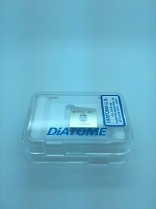 New Diamond Knife Diatome Size 3 0 45 Degrees Dry Cryo Hc 9274 Ultramicrotome