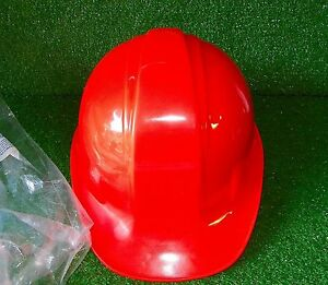 Vintage North 410 Orange Hard Hat Helment New Original Package