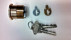 Schlage Primus Mortise Cylinders Arrow Rk Locksets 3 Each Keyed Alike