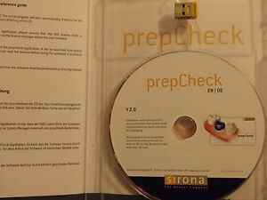 Sirona Cerec Inlab Prep Check Dongle Softguard Drive In Lab V 2 0