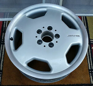 1 17 Mercedes Benz Amg Monoblock Oem Factory Wheel Rim