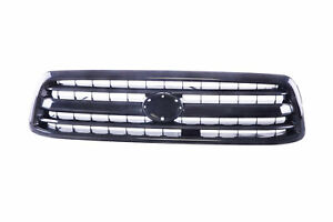 Fit For Toyota Tundra To1200226 Performance Black Front Grille