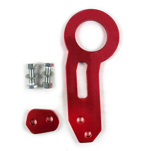 Car Rear Tow Towing Trailer Hook Kit Tuning Trend 1pc For Hummer H1 H2 H3 H3t