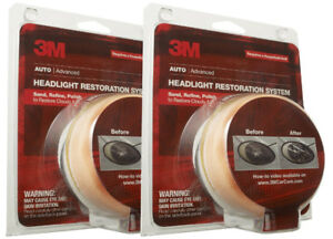 3m headlight restorer in stock replacement auto auto parts ready to ship new and used. Black Bedroom Furniture Sets. Home Design Ideas
