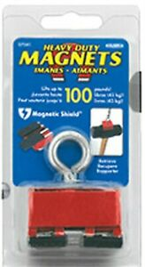 Heavy duty Retrieving Magnet no 7542 Master Magnetics 3pk