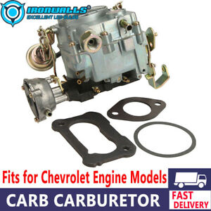 5 7l 350 6 6l 400 Carburetor Carb Fits Rochester 2gc 2 Barrel Chevrolet Engine