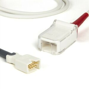Masimo 2285 Spo2 4 Extension Adapter Cable M lncs 7 Pin To Db9 9 Pin Warranty
