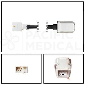 Masimo Spo2 10 Extension Cable Lncs 7 Pin To Db9 9 Pin New Yr Warranty