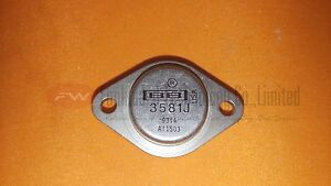 Burr Brown 3581j High Voltage Operational Amplifier To 3 X 1pc