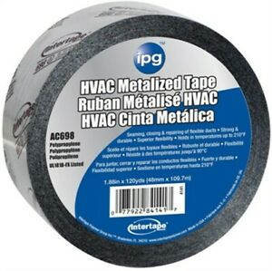 Hvac Film Tape no 84141 Intertape Polymer Group 3pk