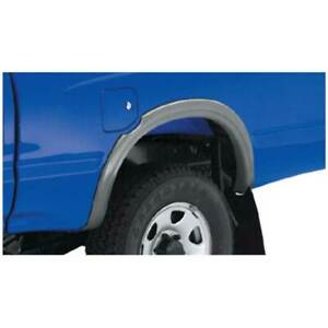Bushwacker Extend a fender Rear Flares For Toyota Tacoma 74 5 Bed 1995 2004