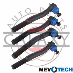 Mevotech Replacement Inner Outer Tie Rod Ends For Jeep Grand Cherokee 99 04