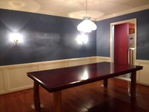 8 Conference Table Top local Pick Up Keswick Collection