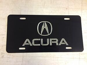 Acura License Plate Oem New And Used Auto Parts For All