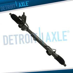 Complete Power Steering Rack And Pinion Assembly For 2005 2013 Cadillac Cts Awd