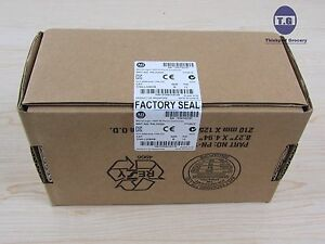 New In Box Factory Sealed Allen Bradley Micrologix 1400 1766 l32bxb Plc Module