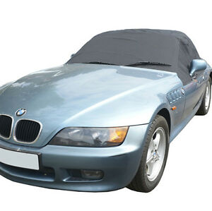 100 Bmw Z3 Convertible Soft Top Roof Protector Half Cover 1995 To 2002