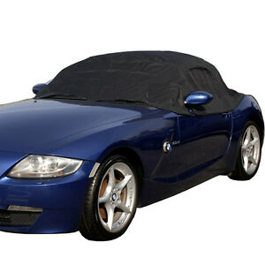 094 Bmw Z4 Convertible Soft Top Roof Half Cover E85 And E89 2002 To 2016