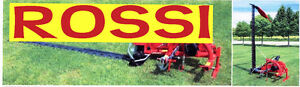 Rossi Enorossi Parts Sickle Bar Mowers
