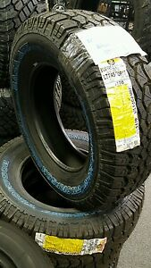 245 70 17 Mickey Thompson Baja Radial Atz Plus E Load 10ply Free Shipping