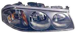 New Chevy Chevrolet Impala 2000 2001 2002 2003 Right Passenger Headlight Light