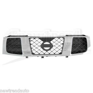 Front Grille Fit For Nissan Titan Armada Ni1200210 623107s200 New