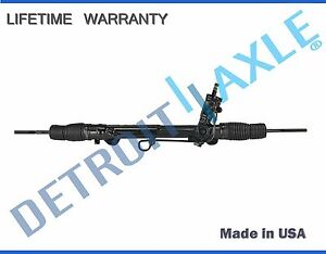 Complete Power Steering Rack And Pinion Assembly For Ford Mustang And Lincoln