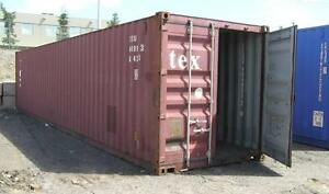 Used 40 Shipping Container