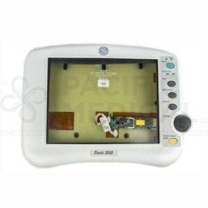 Ge Dash 3000 Display Screen Surround Control Assembly Refurbished Warranty