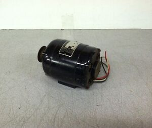 Bodine Electric Company Nsh L1083946 1 15 Hp 1725 Rpm Small Motor 115v 0 75a