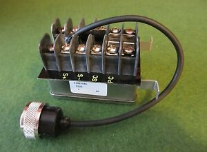 Honeywell 31022586 Pre Amp Assembly Replacement Part Module Analyzer 7774 60