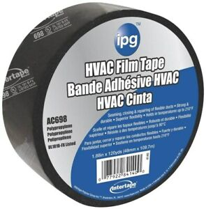 Tape Hvac Film 1 88inx120yd no 84140 Intertape Polymer Group 3pk