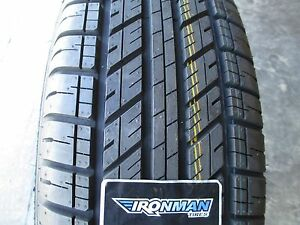4 New 225 65r17 Ironman Rb suv Tires 225 65 17 R17 2256517 65r Owl