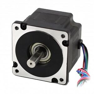Nema34 465 Oz in 3 5a Stepper Motor Single Shaft kl34h260 35 4a
