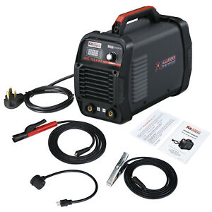 Arc 165 160 Amp Stick Arc Dc Welder 115 230v Dual Voltage Igbt Inverter Welding
