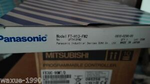 1pcs New Panasonic Fiber Optic Sensor Ft h13 fm2