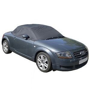 Rp136 Audi Tt Convertible Soft Top Roof Protector Half Cover Mk1 1998 To 2006