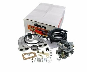 For Weber Redline Kit Manual Choke Carburetor 32 36 Dgv Mg Midget 1975 1979