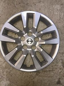 1 53088 New Nissan Altima Hubcap Wheel Cover 16 Inch 2013 2014 2015