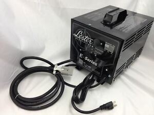 36v 20 Amp Battery Charger Tennant 65570 Small Gray Plug