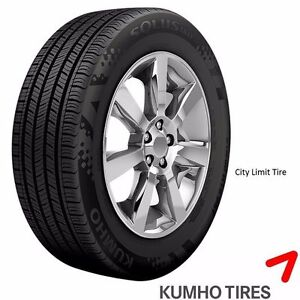 2 New 235 70r15 Kumho Solus Ta11 Tires 235 70 15 2357015 70r R15 Treadwear 700