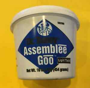 Dr Tranny Assemblee Goo Transmission Assembly Lubricant 19260