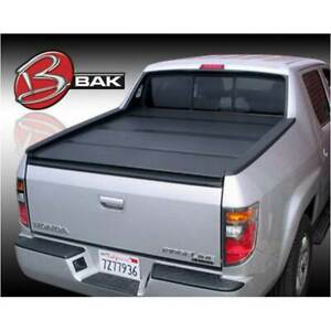 Bak Bakflip G2 Hard Folding Tonneau Cover For Honda Ridgeline 5 Bed 2006 2014