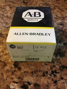 Allen Bradley 800t n122a Series B 79 Components In Each Box 800t n122a Nib