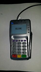 Verifone Vx805 Contactless Emv Pin Pad Encrypted With First Data Carlton 500
